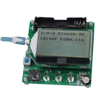 Multifunction LCD Backlight Transistor Tester Diode Capacitance ESR Meter