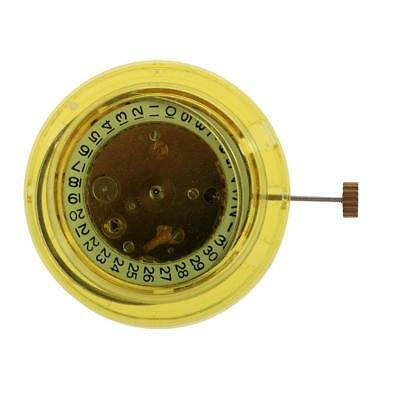 Automatic & Manual Winding Movement Date China Made For Japan Miyota 9015