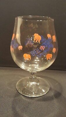 Delirium tremens glass (1 glass)
