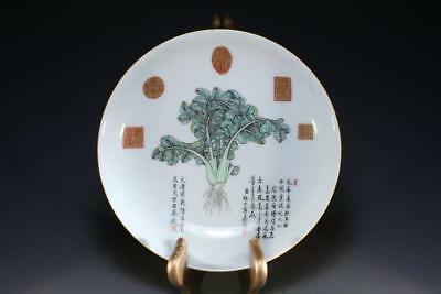 Fine Chinese Enameled Porcelain Bowl,