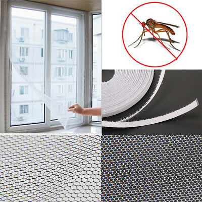 Durable Window Screen Mesh Insect Net Fly Mosquito Bug Protection Door Netting