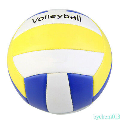 Volleyball Beach Game Play  Size5 Soft Touch Ball for Outdoor Indoor Sports A2