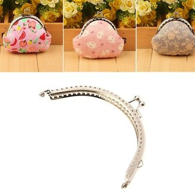 10.5cm 1PC Metal Frame Kiss Clasp Arch For Purse Bag Accessories DIY Craft