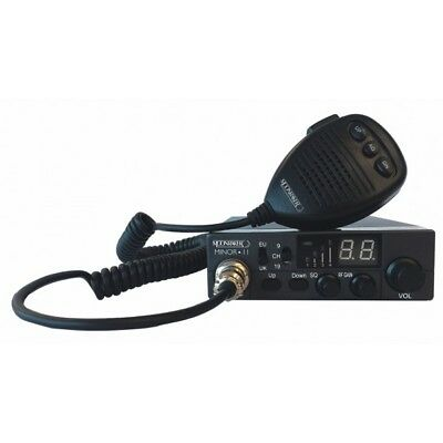 FM ONLY CB Radio Luiton LT-298 UK-40 and EU-40 on switch Classic appearance