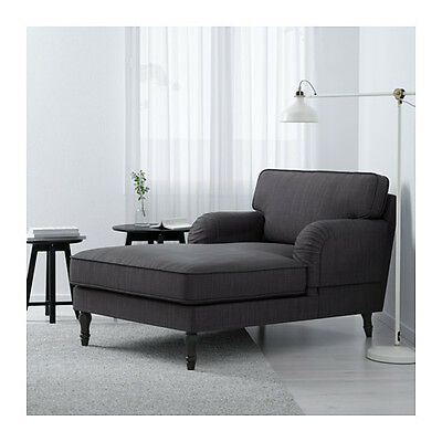 Chaise lounge aud picclick au for Ikea stocksund chaise lounge