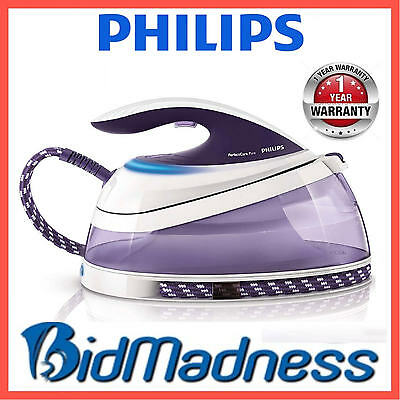 Philips Gc7635 Perfectcare Steam Generator Iron Clothes Garment Steamer  1Yr Wty
