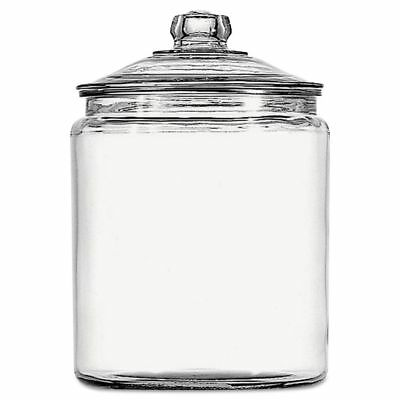 Anchor Heritage Hill Glass Jar With Lid  - ANH69349T