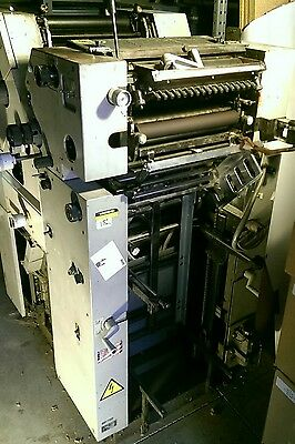 Hamada Printing Press Vs 34 Ls M