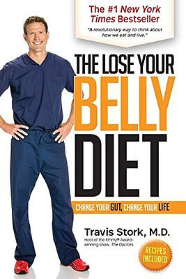 The Lose Your Belly Diet: Change Your Gut, Change Your Life (eB00k)