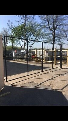 Metal site/security/hoarding/construction/access Gates