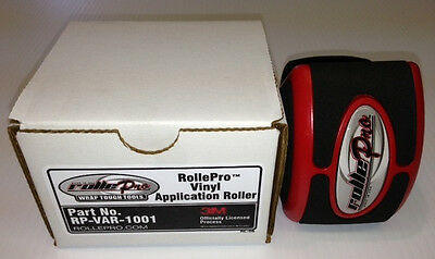 ROLLEPRO VINYL APPLICATION ROLLER Rolle pro - IN STOCK AND READY TO SHIP!
