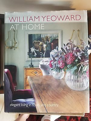 Books: Interior Design:  William Yeoward at Home
