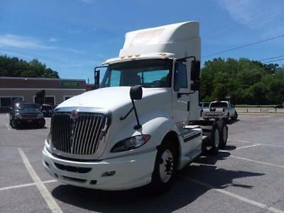 2010 International Prostar Day Cab Cummins ISX, 10 Spd, 6M NATIONAL WARRANTY