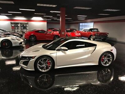 2017 Acura NSX Base Coupe 2-Door 2017 Acura