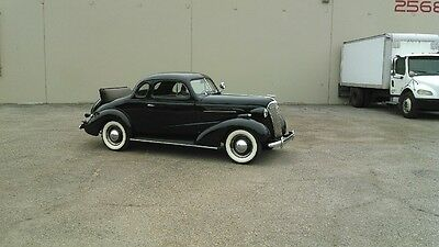 1937 Chevrolet Master Deluxe  1937 Chevrolet Sports Coupe 1935 1936 1938 1939 1947 1948