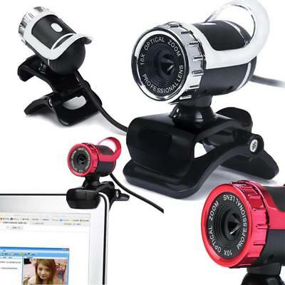 USB 12MP HD Webcam Web Cam with MIC for Windows Live Messenger and Yahoo