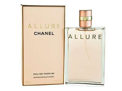 Chanel Allure, Eau De Parfum Spray, 100ml  - Authentic