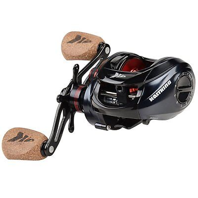 KastKing Spartacus Plus Baitcasting Reel Soft Handle Fishing Wheel Fishing Reel