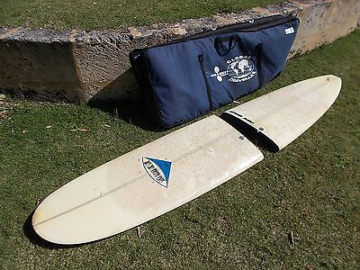 VINTAGE  YATER POPE BISECT surfing