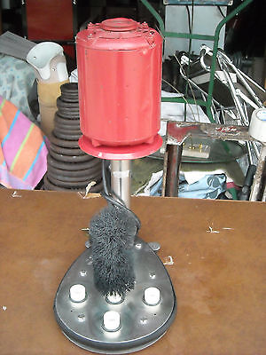 Heavy Duty Bar Maid Upright Glass Washer Commercial Restaurant 1/3hp Motor