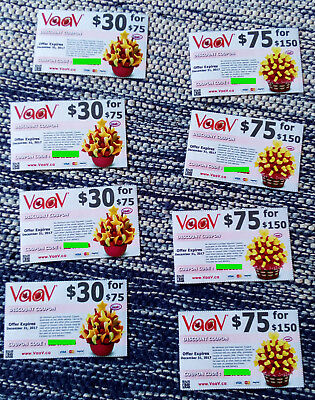 VaaV Edible Arrangements Coupon - $75 for $150 Voucher