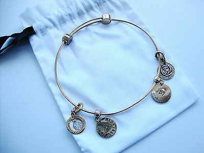 Nikki Lissoni Bangle and 2 extra Charms ~ Gold Plated ~ Never Worn ~ RRP: $200