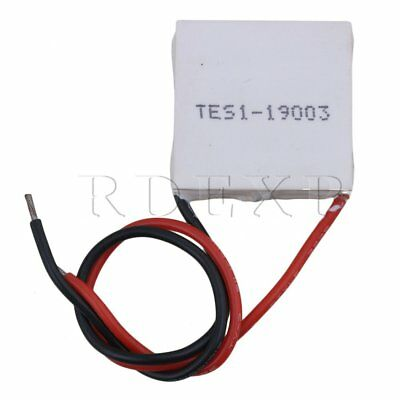 TES1-19003 Thermoelectric Peltier Cooler Heat Sink Plate Module 12V 3A