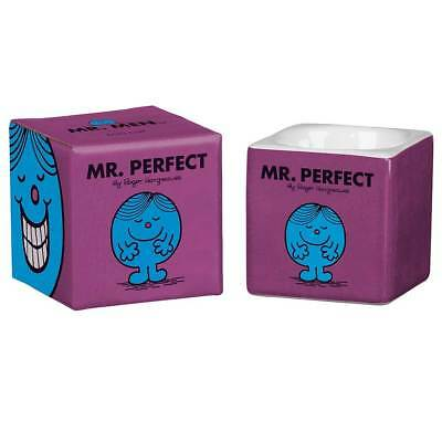 Mr Perfect Egg Cup from the Mr Men & Little Miss Series by Wild & Wolf