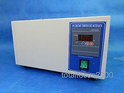 HH-1 Digital Lab Thermostatic Water Bath Single Hole Electric Heating 220/110V
