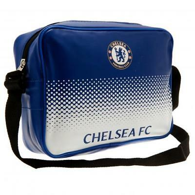 Chelsea Messenger Lunch Bag School Satchel Official Licensed Football Product