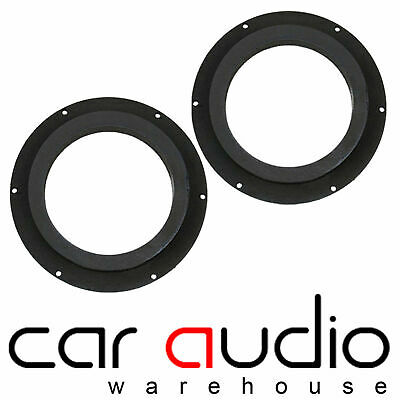 Connects2 Ford Transit 1996-08 Speaker Adaptor Fitting Front//Rear 16.5cm