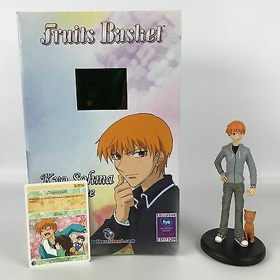 Fruits Basket Kyo Sohma Statue FYE Exclusive Limited Edition #2715/3000