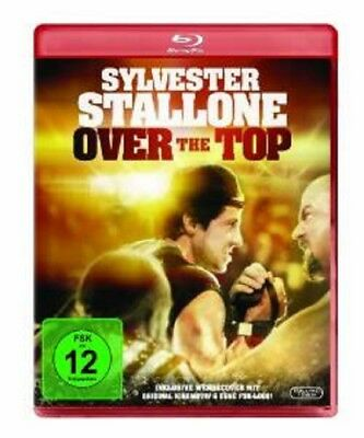 Over the top Blu-ray NEU OVP Sylvester Stallone