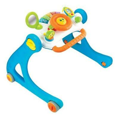 5-in-1 Driver Playgym Walker