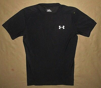 LRG Youth Under Armour Athletic Shirt Heat Gear Fitness Training Kids
