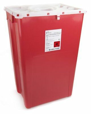 NEW DEAL! McKesson Prevent Sharps Container 18 Gallon Red -1 Count *SHIPS FREE*