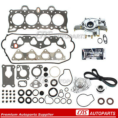 For 90-97 Subaru 1.8L 2.2L Timing Kit + Hydraulic Tensioner EJ18E EJ22E EJ22T