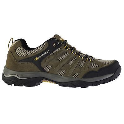Karrimor Mens Gents Border Walking Shoes Laces Fastened Hiking Trail Footwear