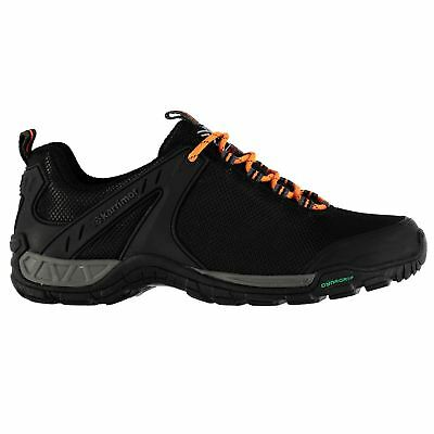Karrimor Mens Gents Newton Walking Shoes Laces Fastened Footwear