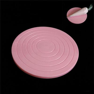Rotating Revolving Cake Sugarcraft Turntable Decorating Stand Platform New Jian