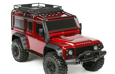 Metal Rear Bumper For 1 10 Traxxas Trx 4 Trx4 Rc Crawler