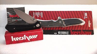 Lot of 2 New Kershaw Headgrille 1325 & Injection 3830 3.5 Knives Buck knife NR • $19.50
