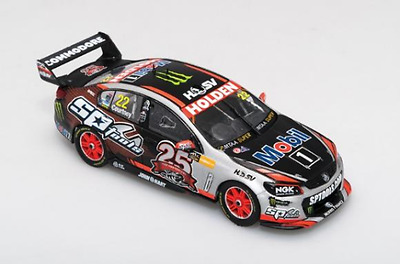 Biante 1/43 Holden VF 2016 HRT Commodore Courtney #22 25th An Brand New Diecast