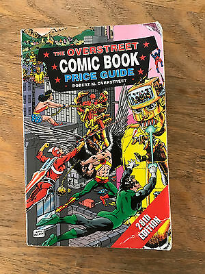 1998 Overstreet Comic Book Price Guide 28 Murphy Anderson JUSTICE LEAGUE JLA