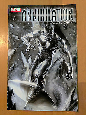 Annihilation Book 2 Paperback By Keith Giffen
