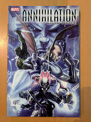 Annihilation Book 3 Paperback By Keith Giffen