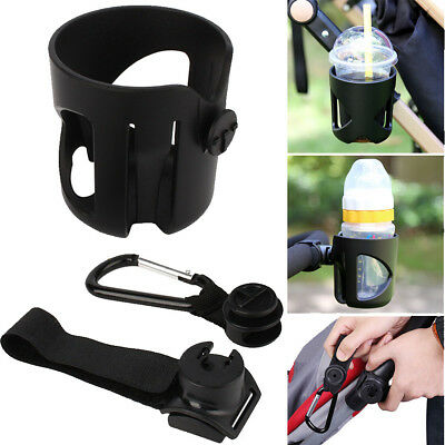 Baby Infant Stroller Bicycle Carriage Cart Beverage Milk Bottle Cup Holder Stand