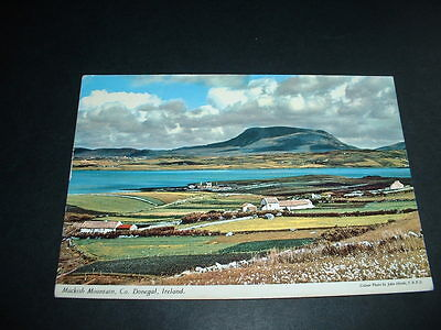 Irish Postcard John Hinde Muckish Mountain Donegal