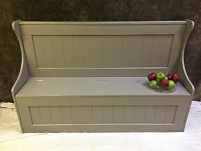 Monks Bench, Settle/pew  Free Uk Delivery Nationwide