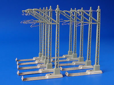 MARKLIN H0 - 7009 - 10x Catenary Mast // EXC
